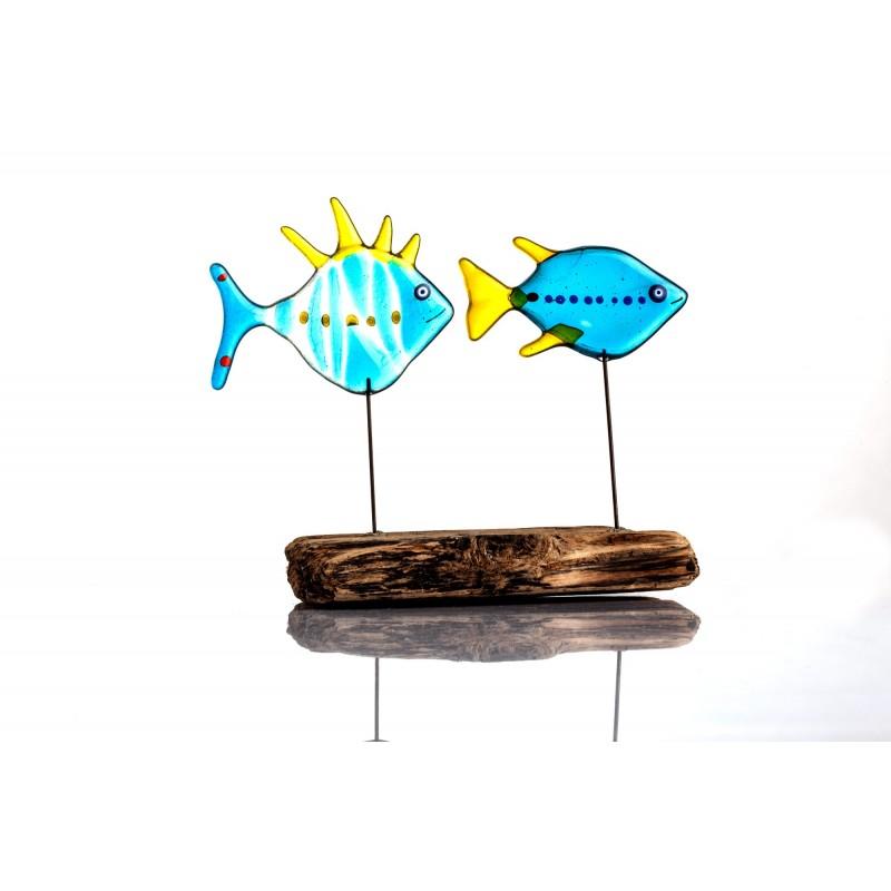 freestanding fish