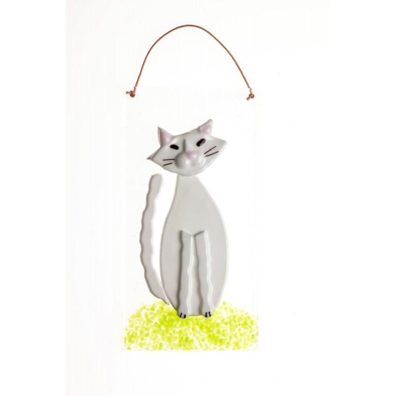quadretto con gatto