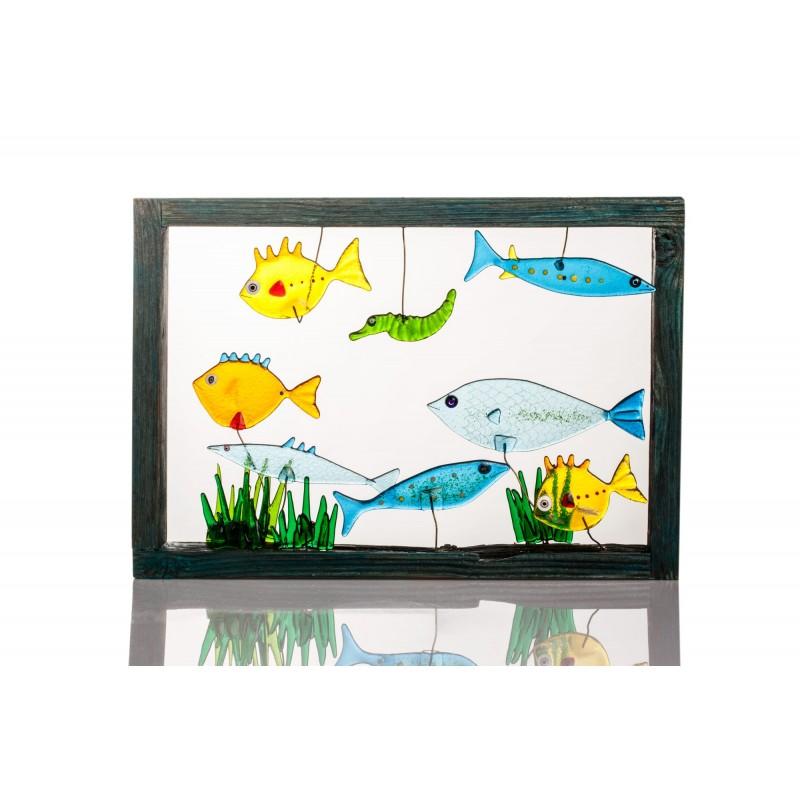 quadro acquario