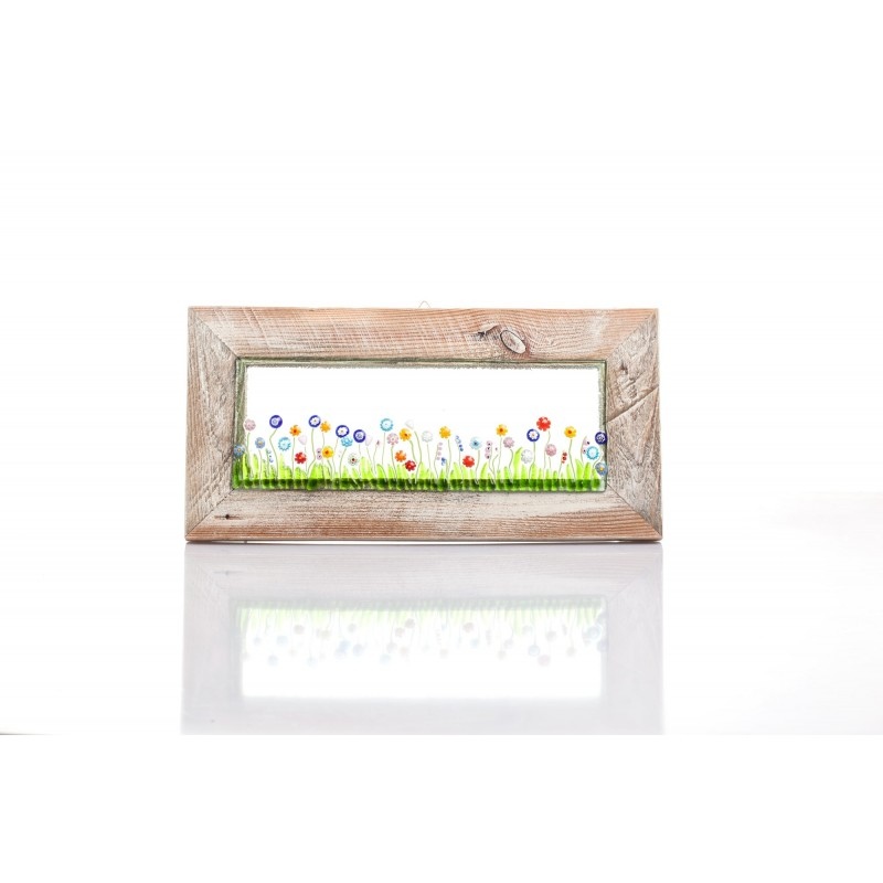 millefiori picture frame