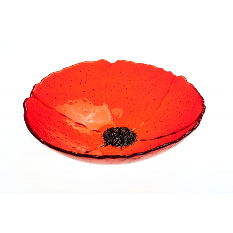 larg poppy bowl