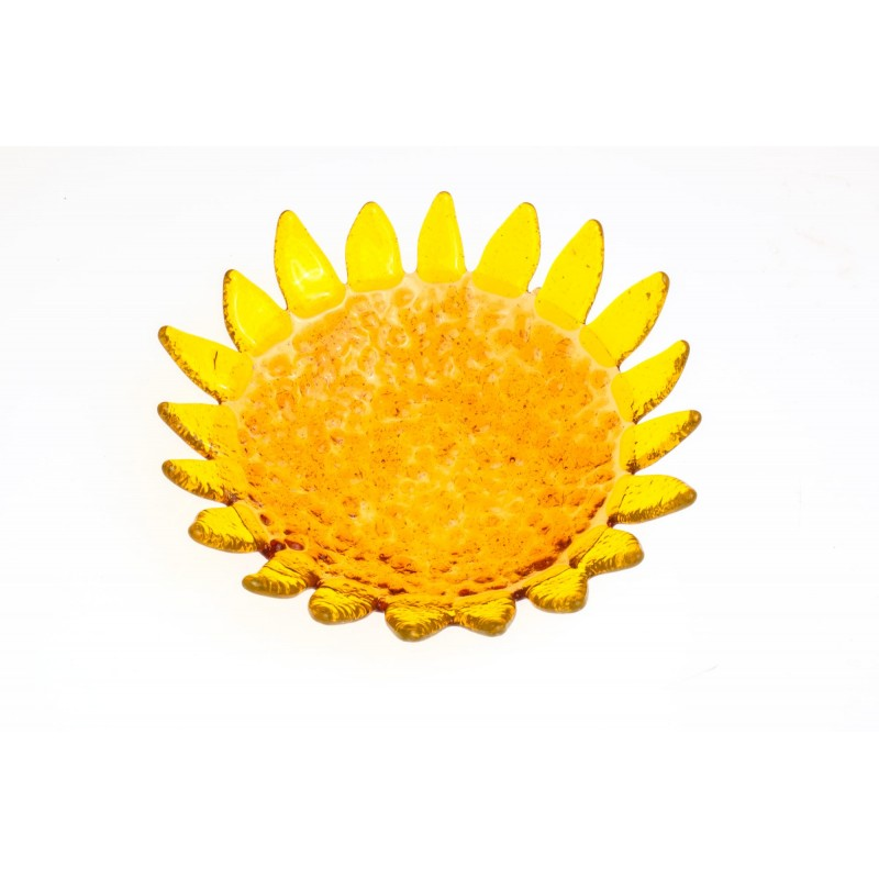medium sunflower bowl
